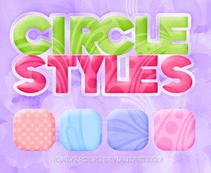+CircleStyles by HoneyBrooks