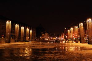 Place Saint-Lambert by Janerd