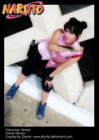 Tenten Cosplay 4 by Zhyrhe