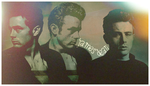 James Dean by idiot-monkey