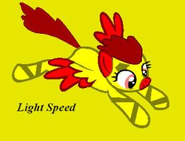 Light speed by pallet-pride