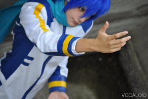 Vocaloid KAITO : Begin... by YoruDave