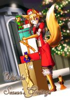 Renarine - The Christmas Gift by Red-Romanov