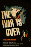 Comic Cover: The War is Over by Rougaroux