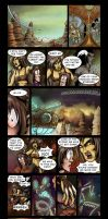Athena's Downfall #33 by 1stRowHeroesClub