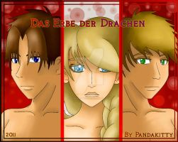 The Heir of the Dragon Cover by Pandakittyy