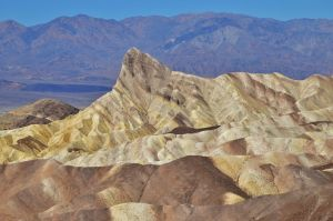 Zabriskie Point. by Romylyn