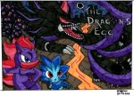 SiZi The Dragon's Egg *Title Card* by trinityweiss