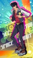 See you, Space Dandy by GiddyGalley
