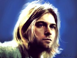 kurt cobain :grunge god: by rulartist