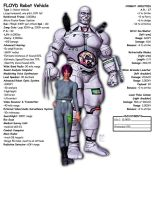 FLOYD Power Armor Character Sheet by MADMANMIKE