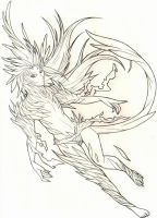 Kuja by Mr-King55