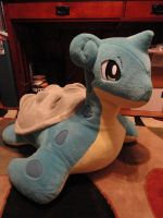 Giant Lapras Plush 1 by NewTypeOne