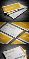 Creative Business Card by FlowPixel
