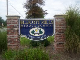 Ellicott Mills Middle School by Jay13x