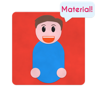 Material design guy by Norberz