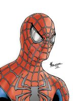 Spider-Man - Tobey Maguire by chrismas-81