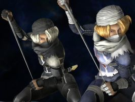 Sheik and Dark Sheik by LilLaura6789