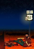 Highway 61 by bafocomics