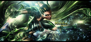 Nidalee by MARKCAPE