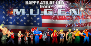 HAPPY 4TH OF JULY FROM MUGEN by thebestmlTBM