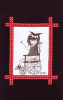 Abby get well card 4 sale by BS-designs
