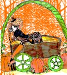 Pumpkin Patch:Laudanum by DollyPrincess