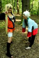 This is Jiraiya and I love sexy girls. by xBlackbirdXx