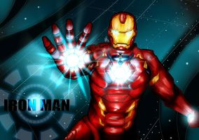 Iron Man by Smudgeandfrank