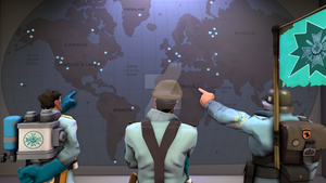 [SFM] World map by LurioAsplund