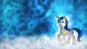 Shining Armor by Jamey4