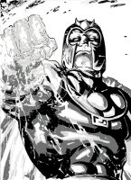 Magneto by PhillieCheesie