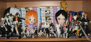 My Bleach collection, V2 by NearRyuzaki90