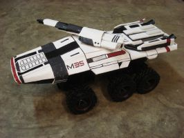 Mass Effect RC Mako by RebelATS