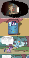 Twilight's bad dream by TrotPilgrim