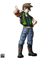 Trainer Lucas Redo by LE-the-Creator