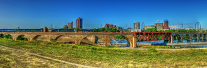 Stone Arch Panorama by simpspin