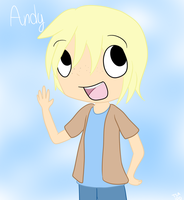 REQUEST - :Andy: by TheShadowArtist100