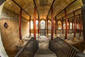 Paddington reservoir HDR Syd by WHY-PSI