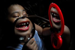 ...my TEETH by SAMLIM
