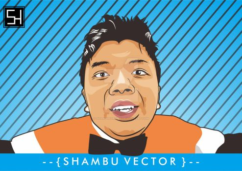 Me on Vector by shambuforfree