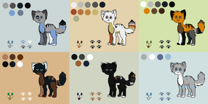 Adoptable Sheet 12 |CLOSED| by Adrakables