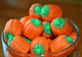 Candy Pumpkins by jeanbeanxoxo