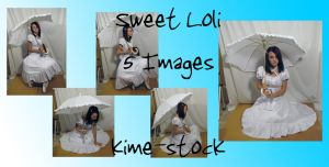 Sweet Loli 6 by kime-stock