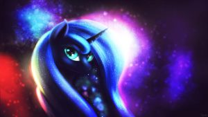 Luna wallpaper by fShydale