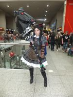 Alice Madness Returns LONDON EXPO MAY 2012 by ajhockham