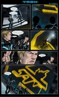 Tron Grudges by BrianAtkins