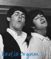 Beatle Orgasm by monieo