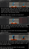 SFM Quick Tip: In game Material reloading by Sarcastic-Brony