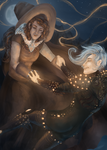 TGoC: Nightlight and Katherine by BeautifulSurgery